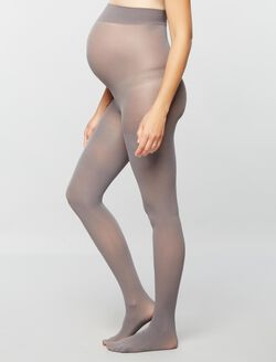 Opaque Tight, Grey