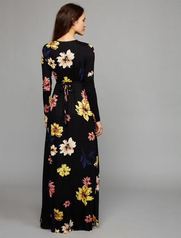 Rachel Pally Caftan Maternity Maxi Dress, Romance Print