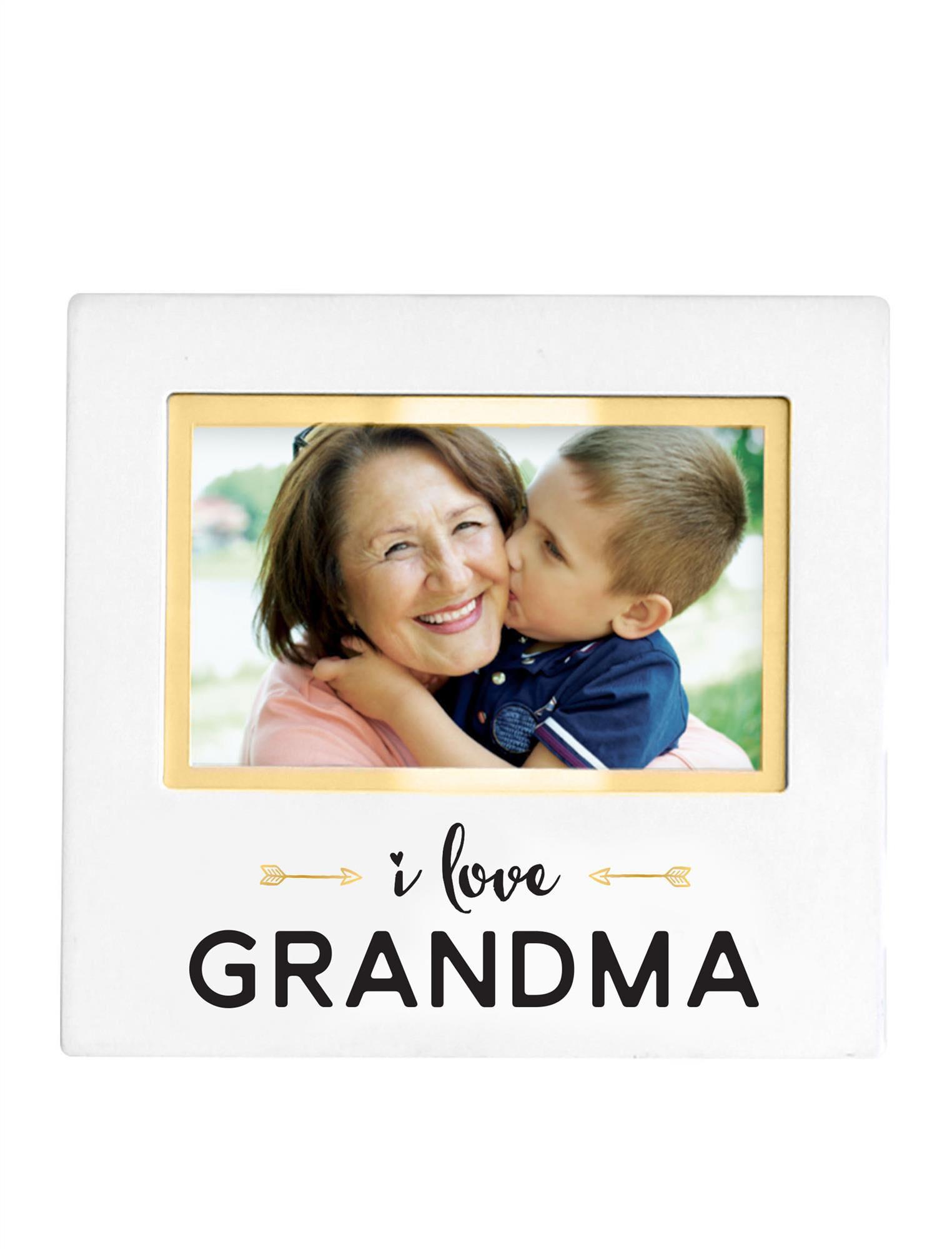 Pearhead I Love Grandma Photo Frame