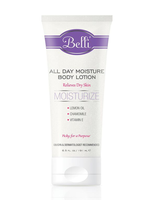All Day Moisture Body Lotion By Belli, No Color
