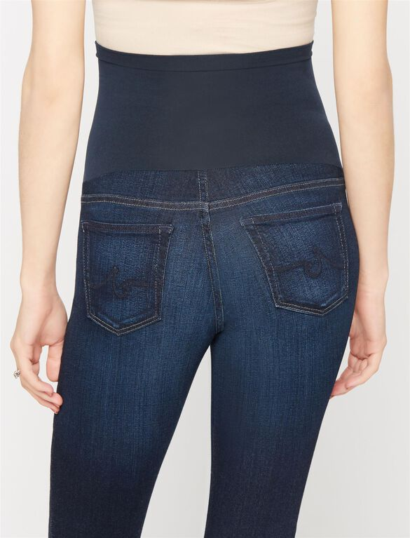 AG Secret Fit Belly Legging Maternity Jeans, Stella Dark Wash