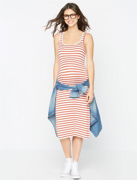 Rachel Pally Shift Dress Maternity Dress, Multi Stripe