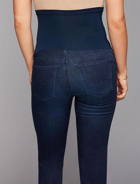 Ag Secret Fit Belly Boot Cut Maternity Jeans, Dark Wash