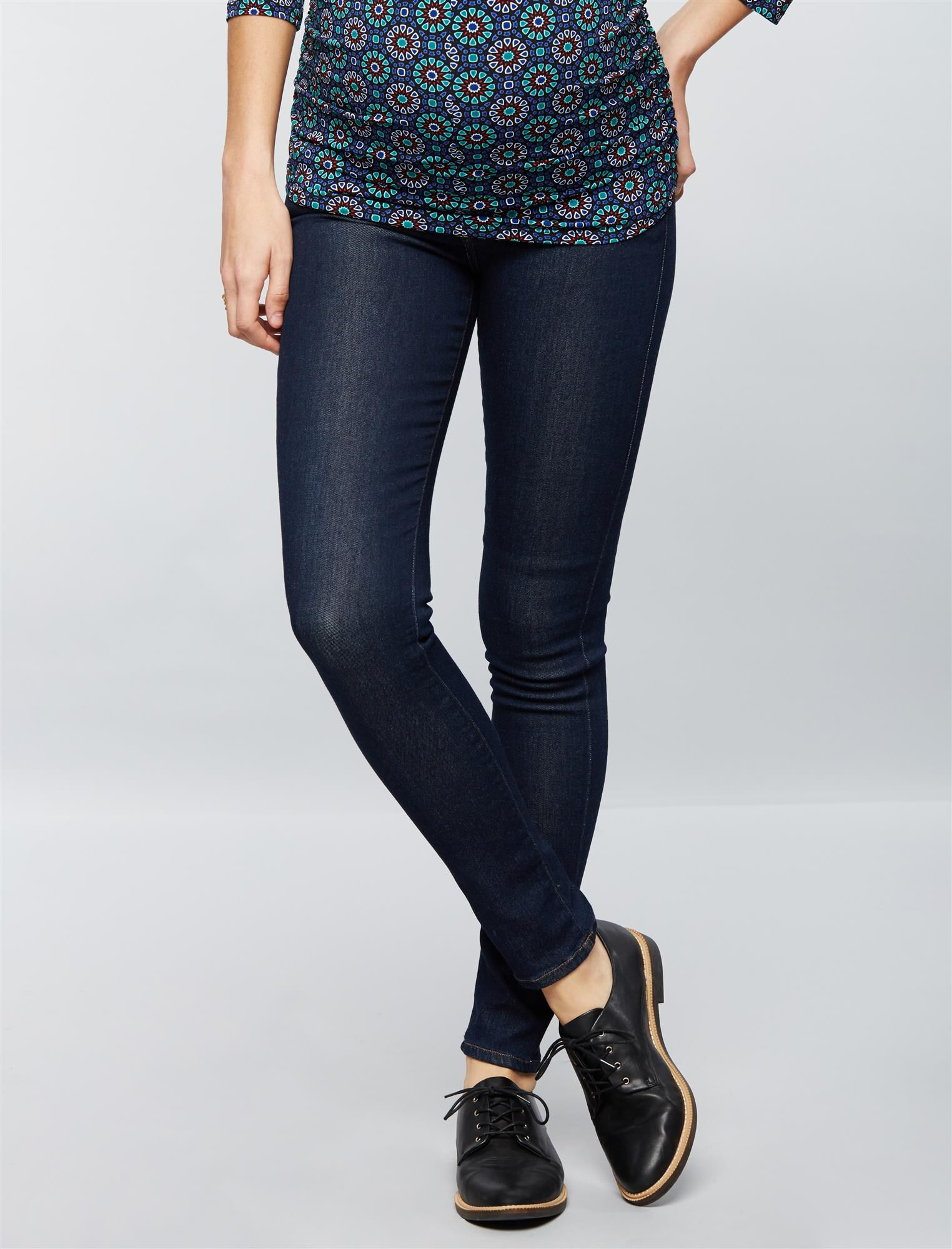 Citizens Of Humanity Secret Fit Belly Avedon Maternity Jeans- Ozone Rinse