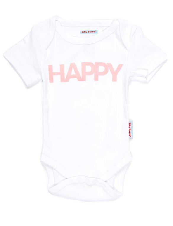 Happy Baby Bodysuit, Multi