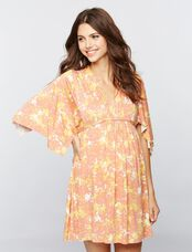 Rachel Pally Babydoll Maternity Dress, Print