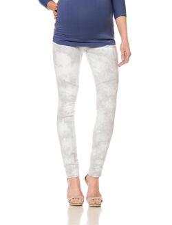 True Religion Secret Fit Belly Skinny Leg Maternity Jeans, Acid Wash