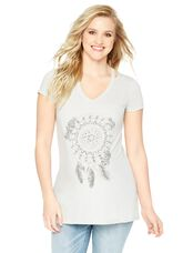 Wendy Bellissimo Dreamcatcher Maternity Top, Dream Catcher