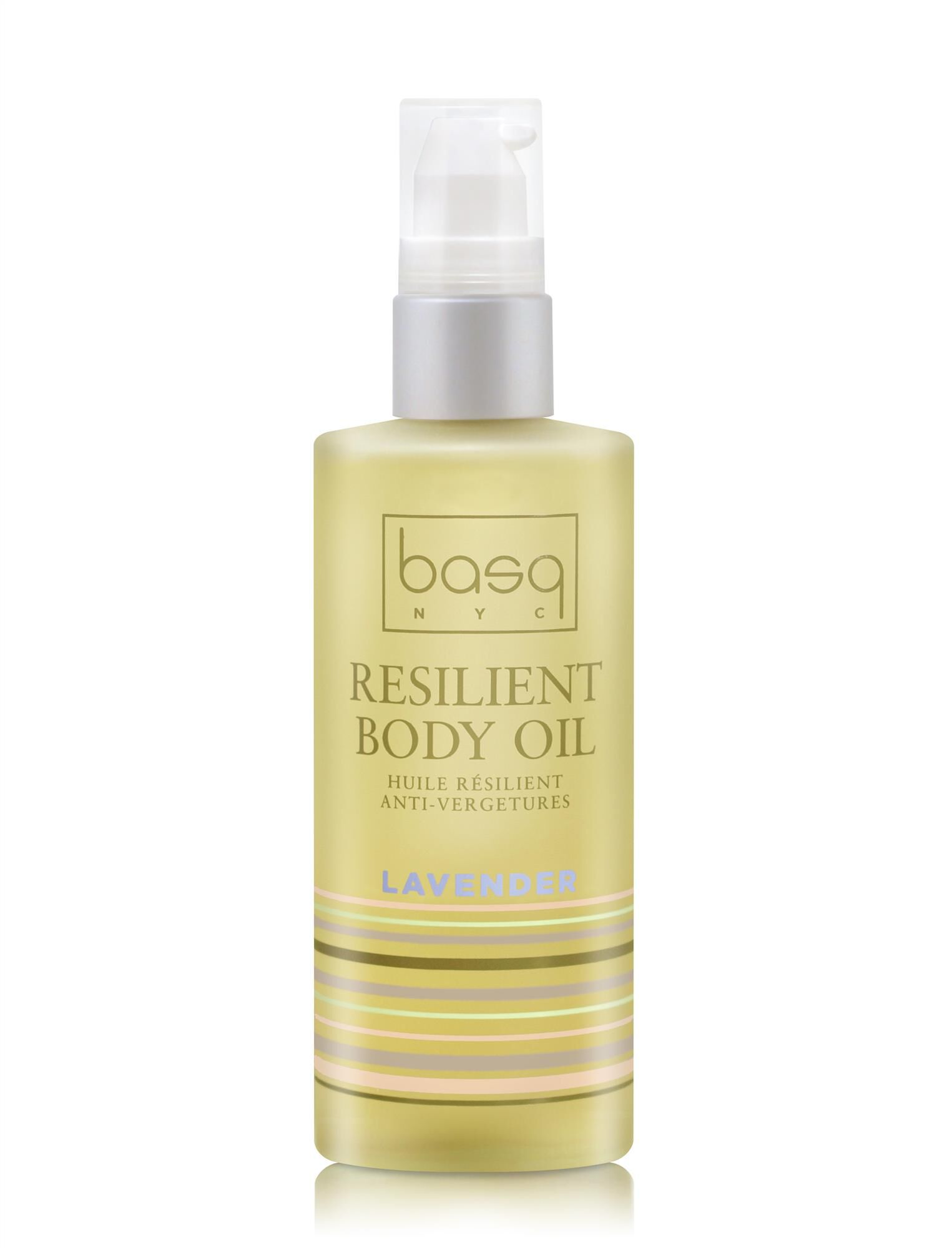 Basq Resilient Body Stretch Mark Oil