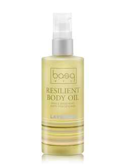 Basq Resilient Body Stretch Mark Oil, Lavender