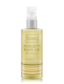 Basq Resilient Body Stretch Mark Oil, Lavender
