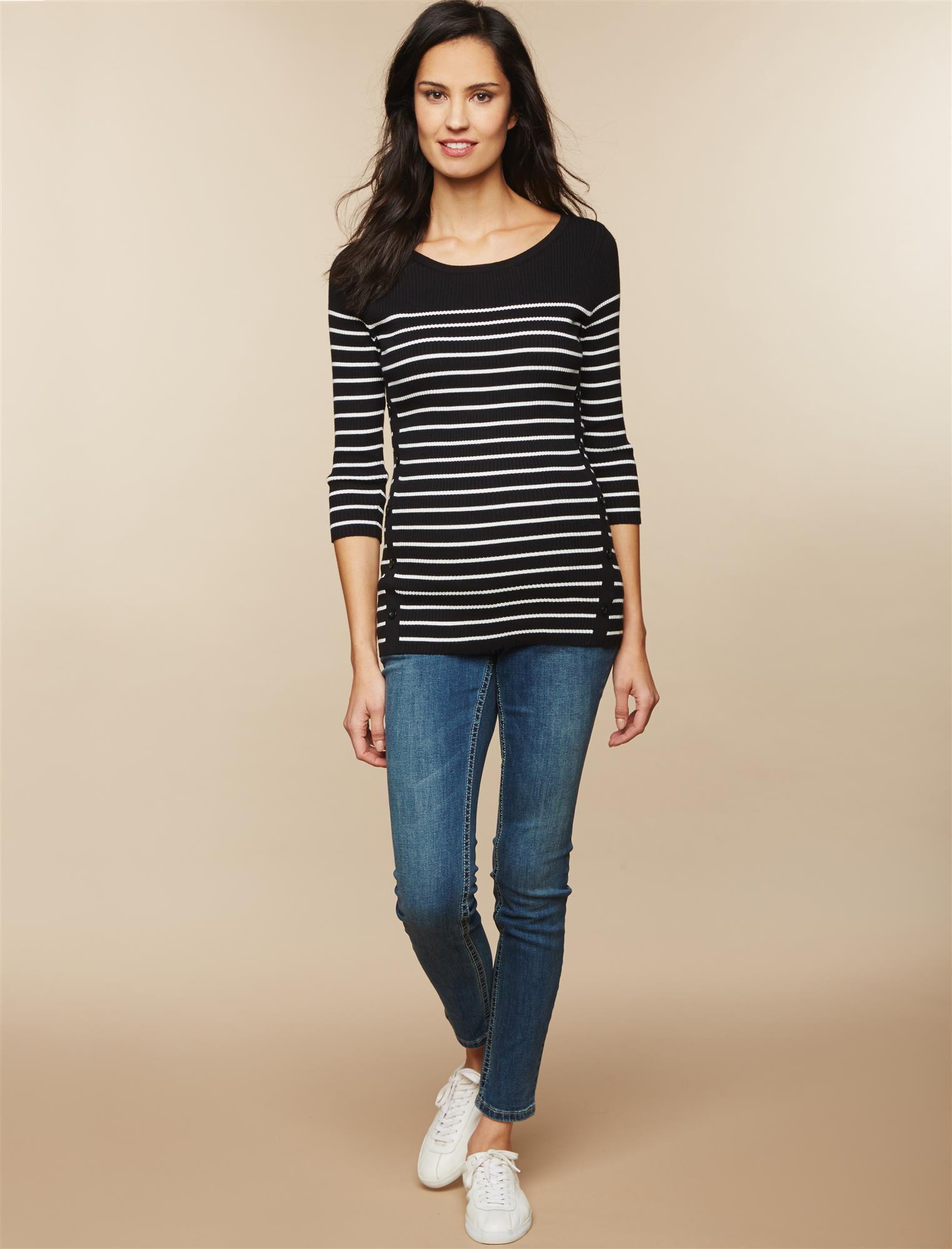 Secret Fit Belly Skinny Leg Maternity Jeans