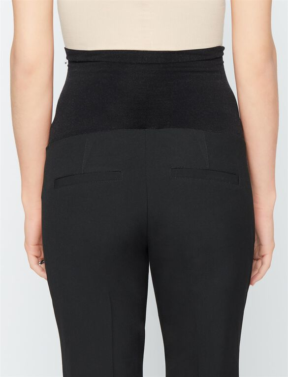 Secret Fit Belly Trouser Maternity Pants, Black