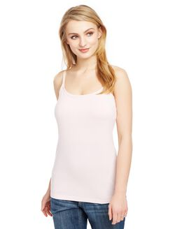 Clip Down Nursing Cami, Chalk Pink