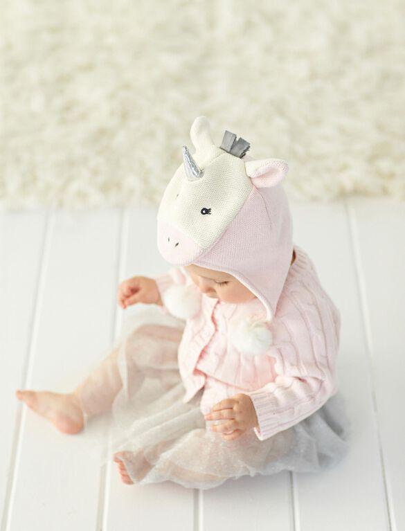 Unicorn Aviator Hat by Elegant Baby, Unicorn