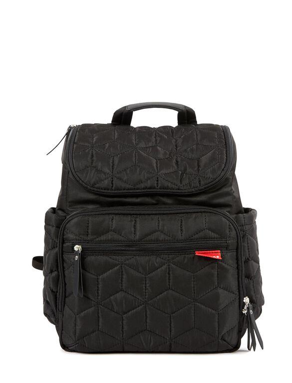 Skip Hop Forma Backpack Diaper Bag, Black