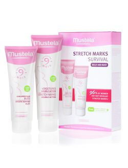 New Mustela Stretchmark Survival Belly/bust Set, Multi Pack