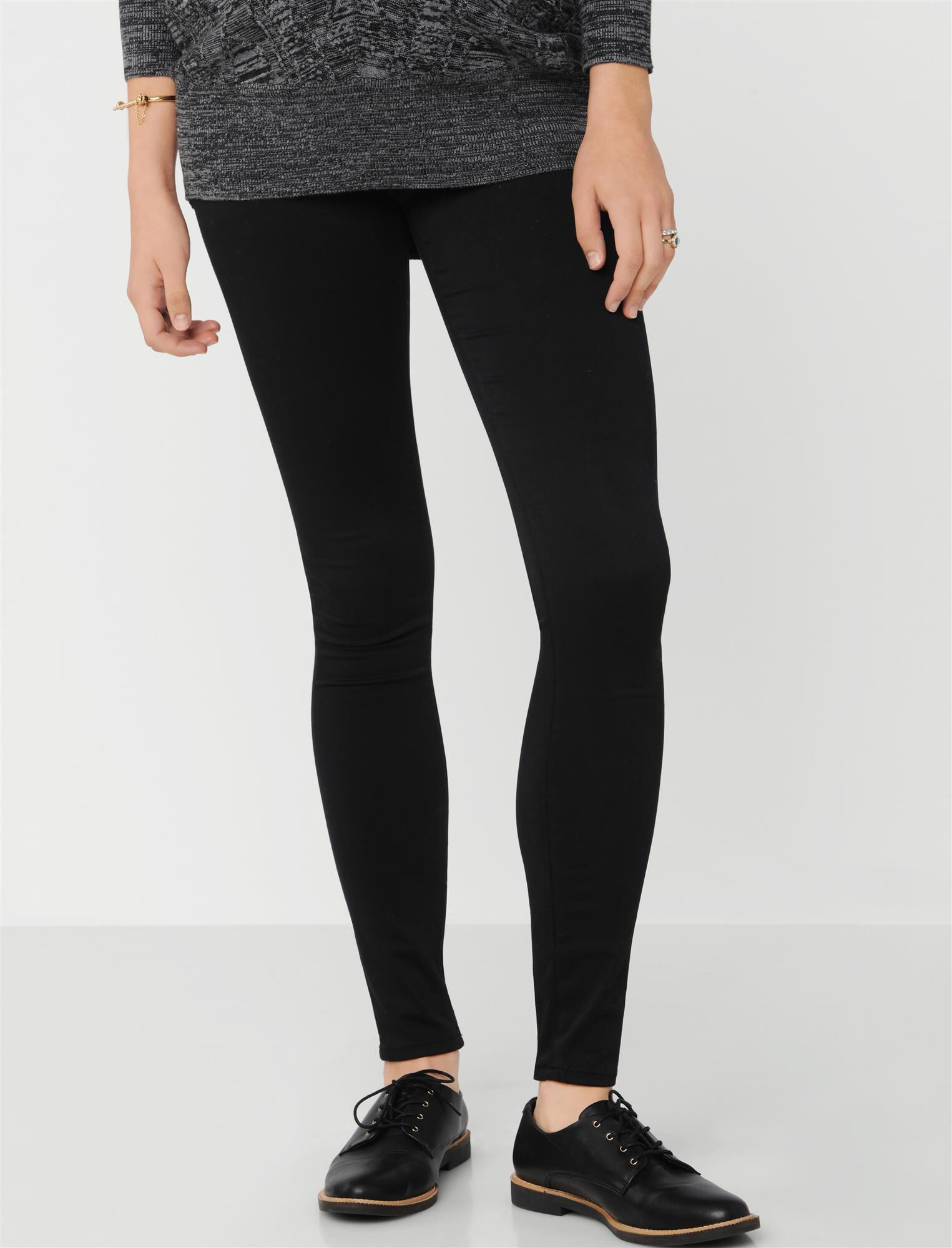 AG Secret Fit Belly Sateen Maternity Leggings