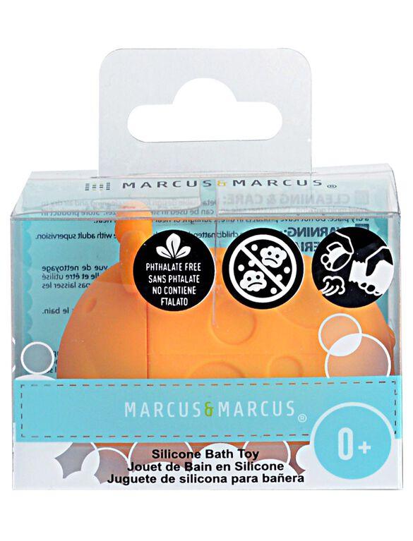 Marcus & Marcus Silicone Giraffe Bath Toy, Giraffe