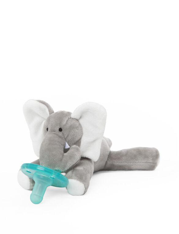 WubbaNub Elephant Infant Pacifier, Elephant