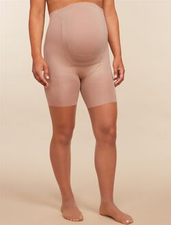 Assests By Sara Blakely Sheer Maternity Pantyhose, Nude