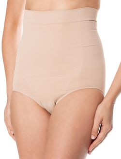 C-panty Tummy Cut Incision Care, Nude