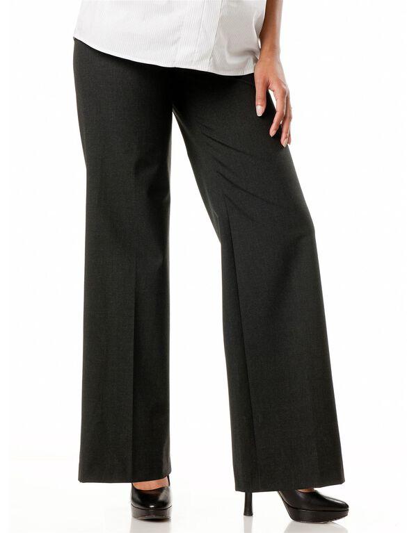 Suiting Trouser, Dark Grey