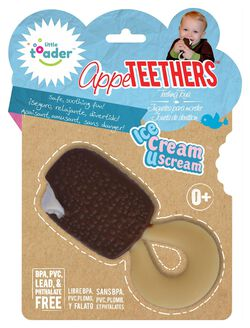Little Toader Appe-Teethers- Ice Cream U Scream, Ice Scream UScream