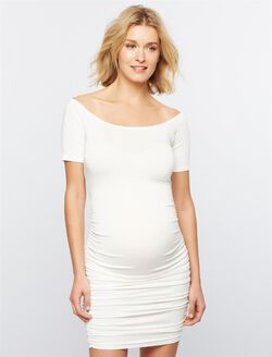Rachel Pally Mavery Maternity Dress, White