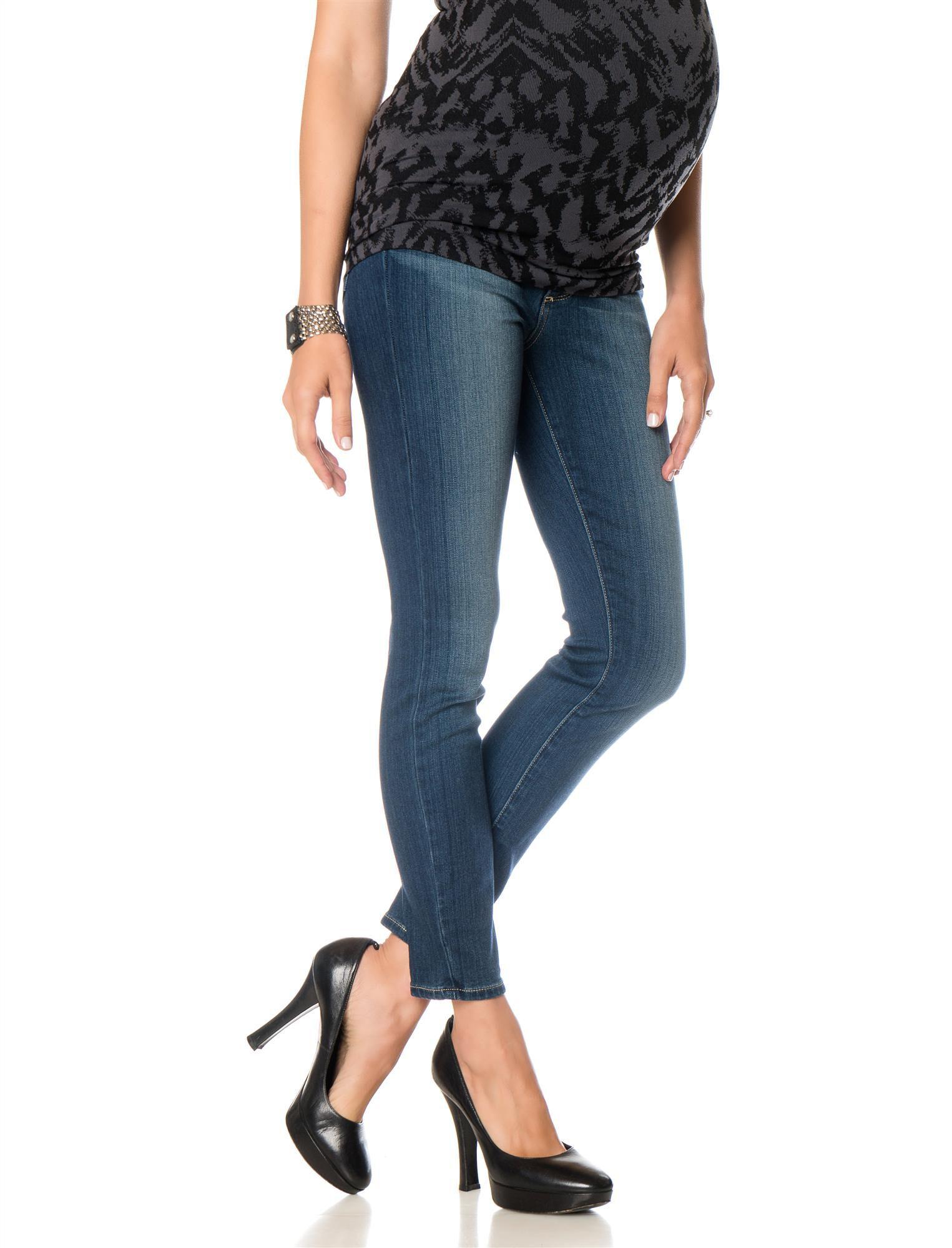 Paige Denim Secret Fit Belly Skinny Maternity Ankle Jeans