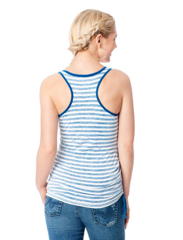 Los Angeles Dodgers MLB Maternity Graphic Tank Top, Dodgers