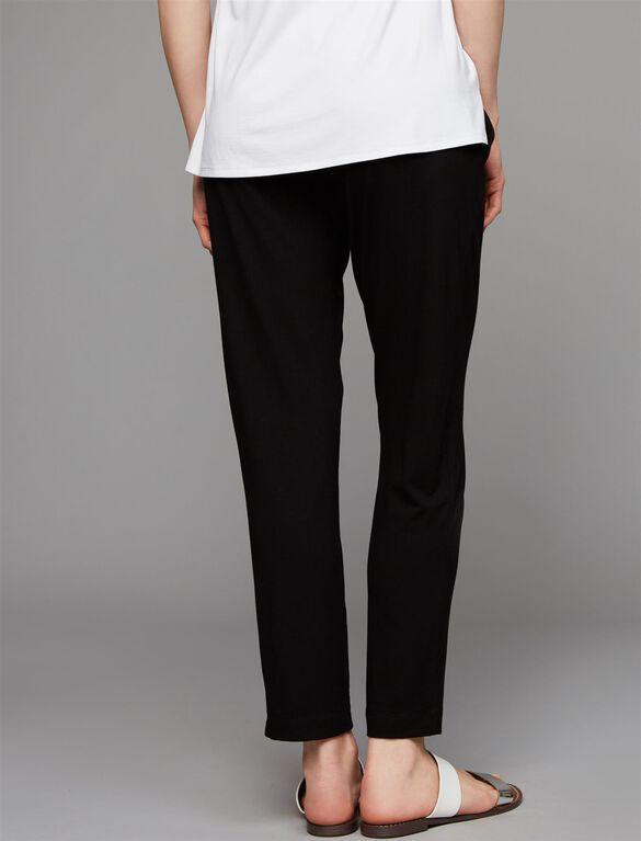 Isabella Oliver Emma Maternity Pants, Black
