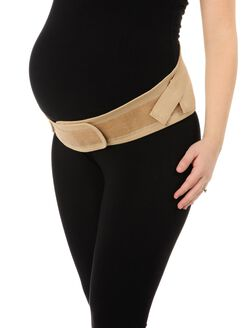 Maternity Belt (single), Nude