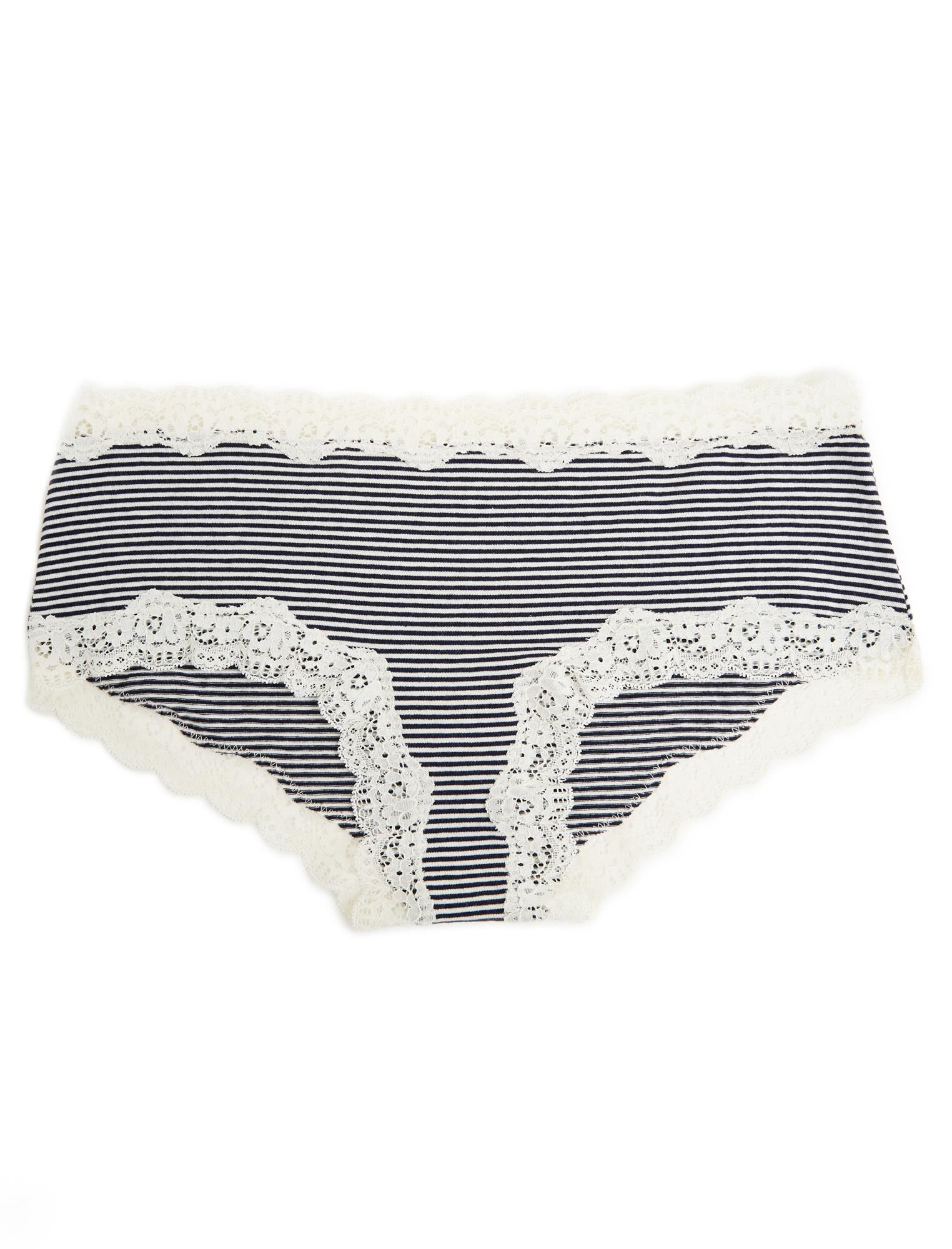 Lace Maternity Girl Short (single)- Print