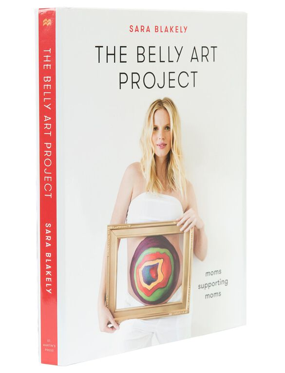 The Belly Art Project By Sara Blakely, Belly Art Project
