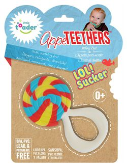 Little Toader Appe-Teethers- LOL! Sucker, LOL Sucker