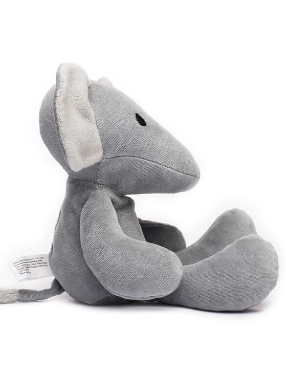 Bears For Humanity Organic Stuffed Elephant, Elephant
