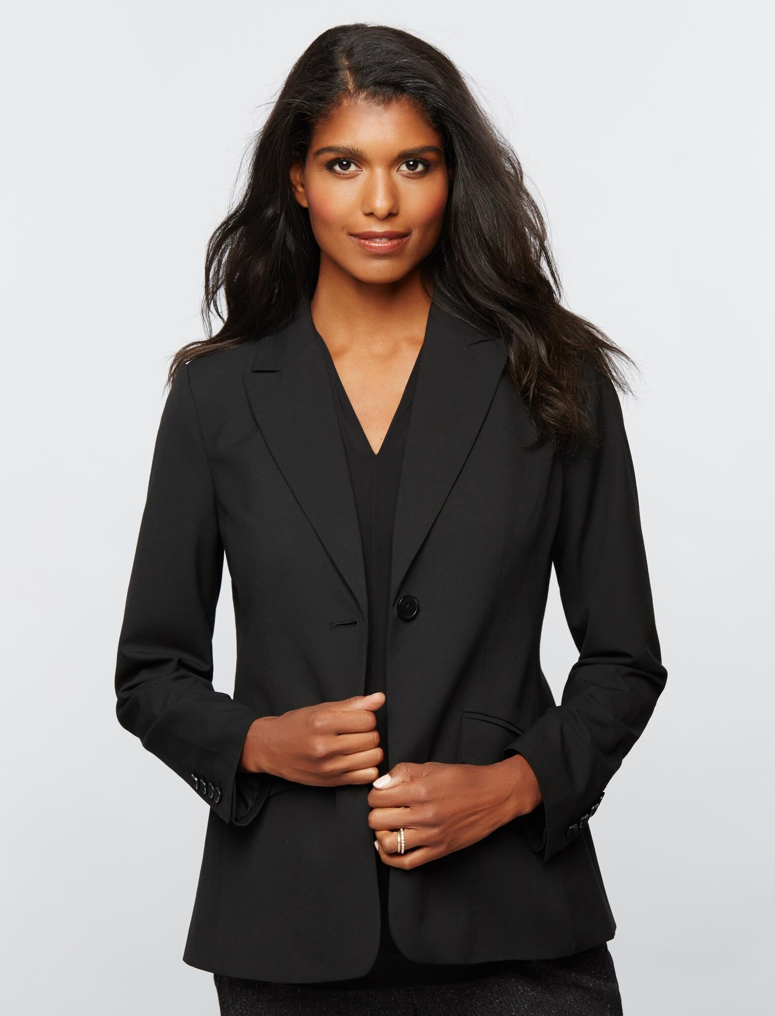 Tailored Suiting Maternity Blazer