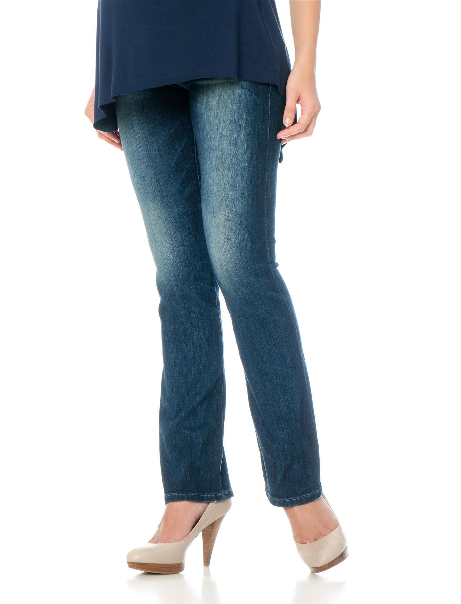Joe's Secret Fit Belly Boot Cut Maternity Jeans