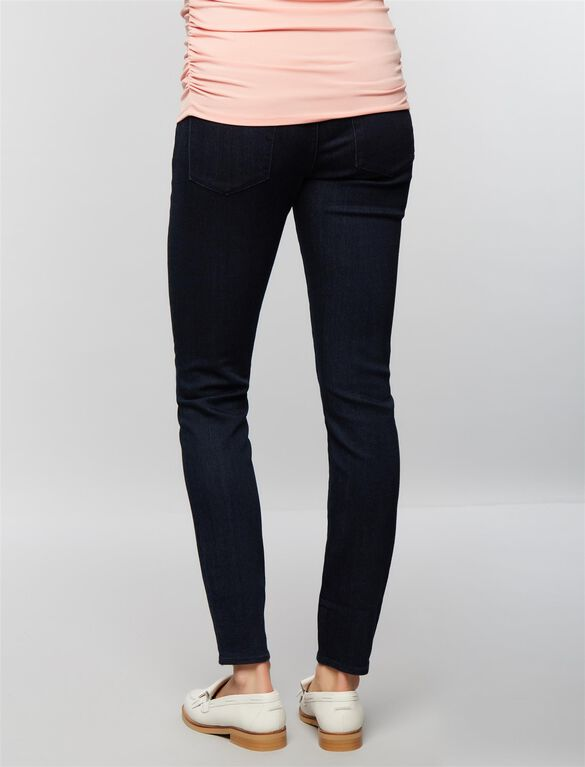 Articles Of Society Secret Fit Belly Sarah Maternity Jeans- Dark Wash, Dark Wash