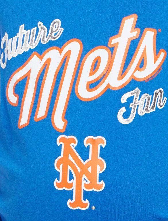 New York Mets MLB Future Fan Maternity Tank, Mets Blue