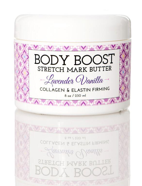 Basq Lavender Vanilla Stretch Mark Butter, Lavander/Vanilla