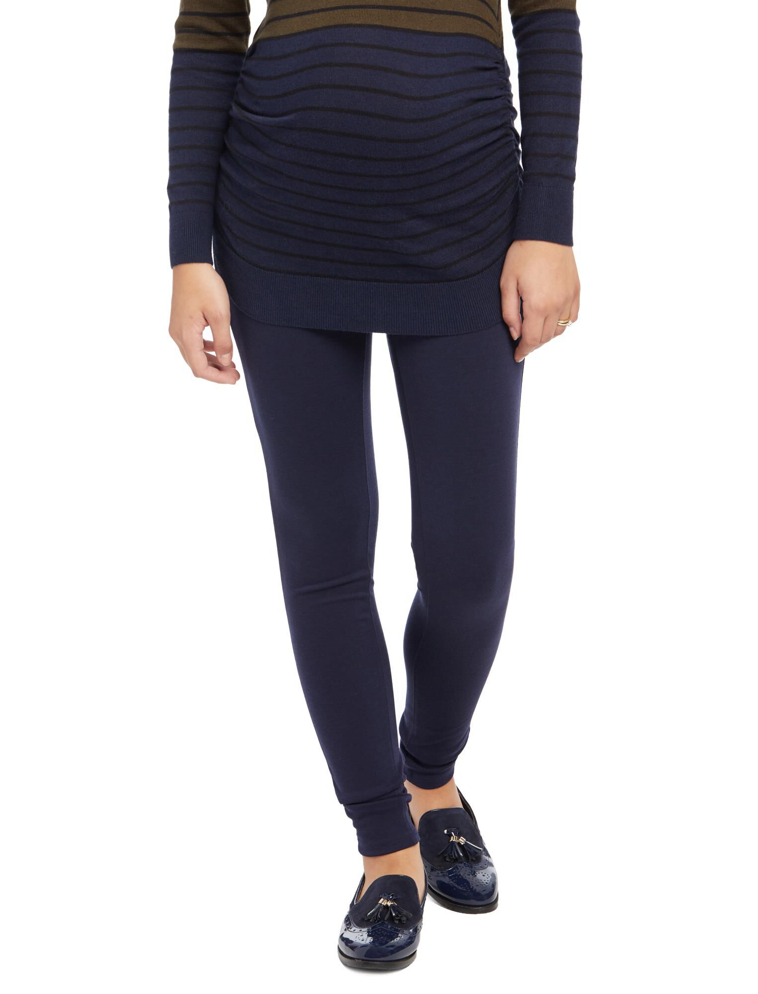 Secret Fit Belly Ponte Skinny Maternity Pants