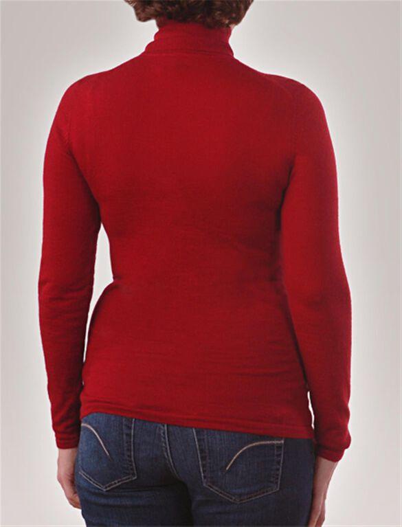 Maternity Sweater, Pink