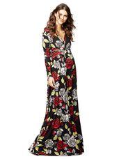 Rachel Pally Caftan Maternity Maxi Dress, Multi Print