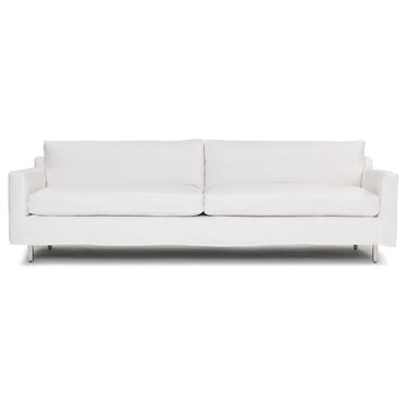hunter slipcover sofa hires source outdoor furniture napa bar side