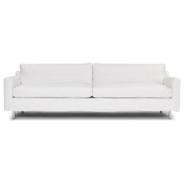hunter slipcover sofa hires source outdoor furniture napa bar side