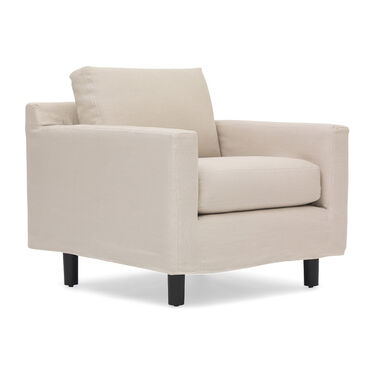 HUNTER STUDIO SLIPCOVER CHAIR, , hi-res