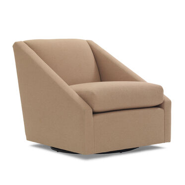 GUNNER RETURN SWIVEL CHAIR, PHIPPS - CAMEL, hi-res