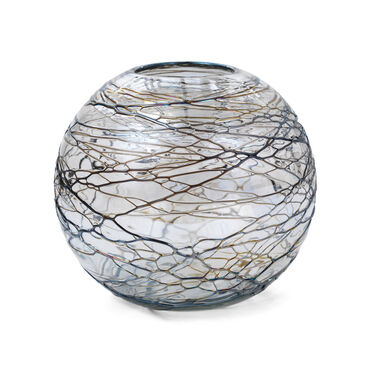AURA LUSTER GLASS VASE, , hi-res